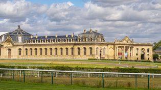 Vue des Grandes Écuries du Domaine de Chantilly (Oise) (AFP / hemis.fr / Bertrand GARDEL)