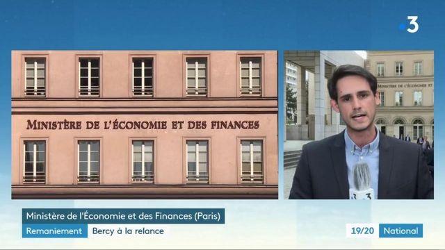 Économie : Bruno Le Maire chargé du plan de relance