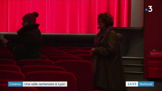 Lyon : une salle de cinéma gérée par une association fête son centenaire