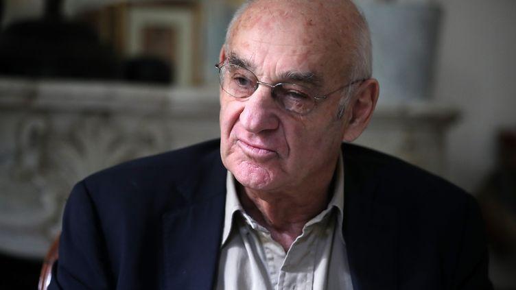 Henri Weber, le 8 février 2020. (MAXPPP)