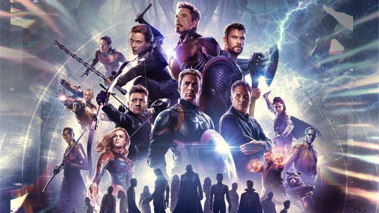The Avengers : Endgame : une des affiches américaines (The Walt Disney Company)