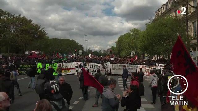 """Violences du 1er-Mai : Edouard Philippe dénonce les """"professionnels de la polémique"""""""