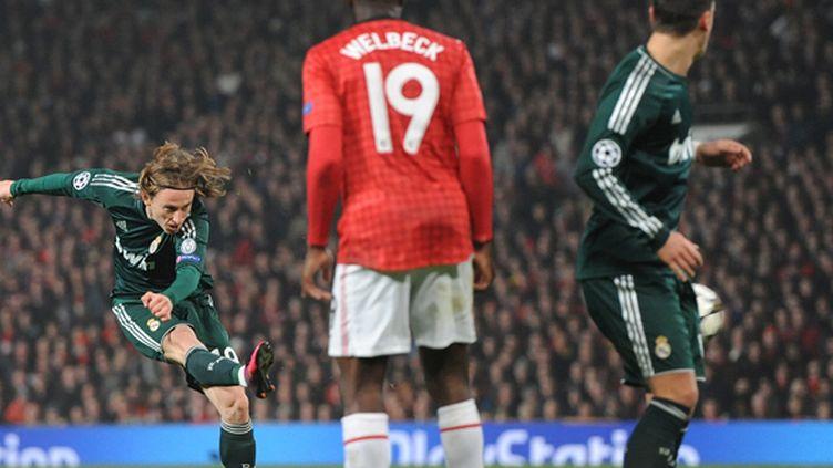 Luka Modric, homme du match