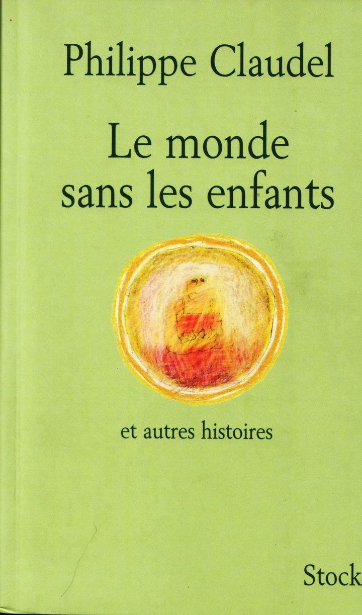 La couverture du livre de Philippe Claudel illustrée en 2006 par Pierre Koppe  (Stock)
