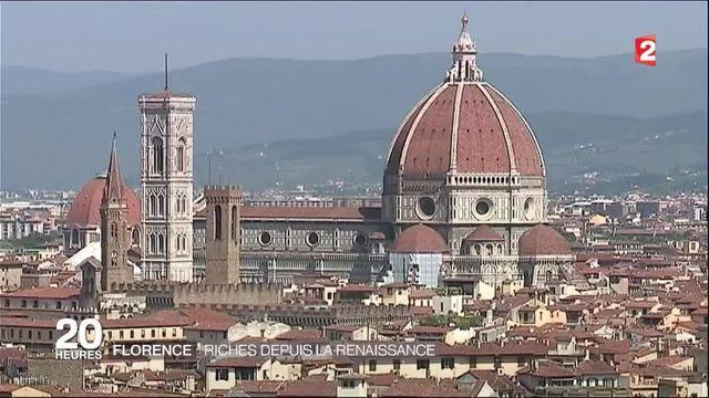 Florence : riches depuis la Renaissance
