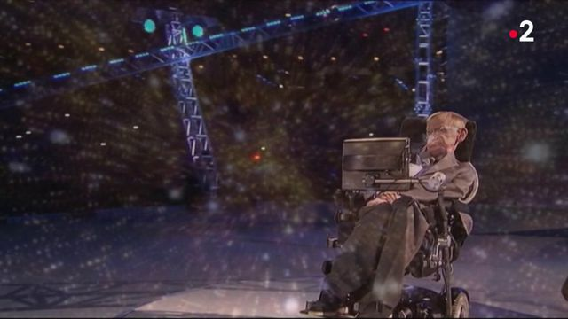 Stephen Hawking : une voix dans l'espace