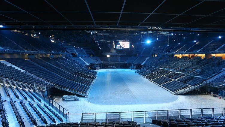 L'AccorHotels Arena dispose désormais de 23 000 places (?S?BASTIEN MUYLAERT/WOSTOK PRESS / MAXPPP)