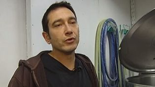 Bruno Torres est devenu brasseur après une carrière de photographe. ( FRANCE 2 / FRANCETV INFO)