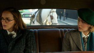 """Natalie Portman et Lily-Rose Depp dans """"Planétarium"""" de Rebecca Zlotowski  (Ad Vitam )"""