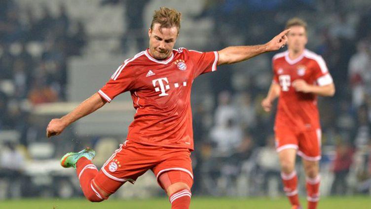 Mario Götze (Bayern Munich) (PETER KNEFFEL / DPA)