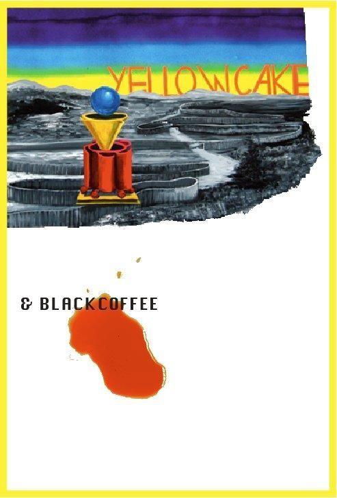 """Exposition """"Yellow cake & Black Coffee"""" de Niek van de Steeg au Centre d'art Le Lait  (DR)"""