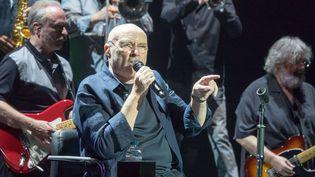 Phil Collins en concert le 11 juin 2017 en Allemagne  (Rex/SIpa)