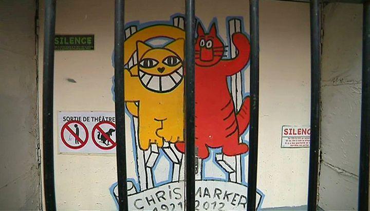 M. Chat et le chat de Chris Marker  (France 3 / Culturebox )