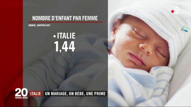 Italie : les étonnantes propositions pour relancer la natalité