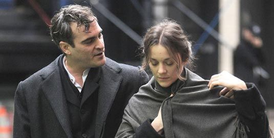"Joaquin Phoenix et Marion Cotillard dans ""Low Life"" de James Gray  (Wild Bunch Distribution )"