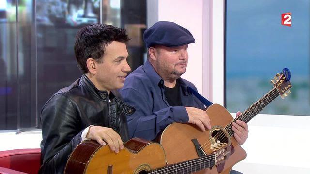 """Jean-Félix Lalanne et Christopher Cross à l'affiche du festival """"Autour de la guitare"""""""