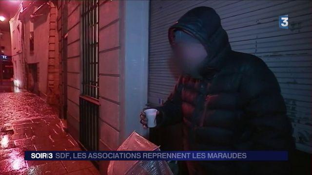 Grand froid : les associations se mobilisent pour les sans-abris