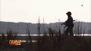 Avenue de l'Europe. Défense, l'Europe serre les rangs (FRANCE 3 / FRANCETV INFO)