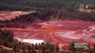 Gardanne (Bouches-du-Rhône) et ses boues rouges (FRANCE 2 / FRANCETV INFO)