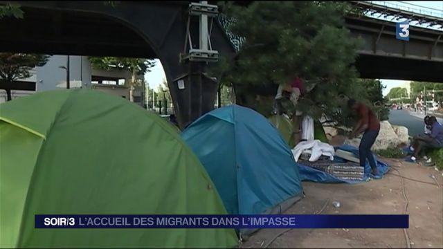Migrants à Paris : le cycle de l'errance
