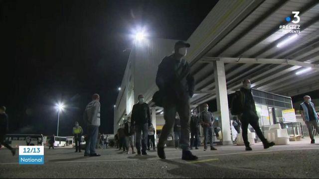 Renault : les salariés ont repris le chemin de l'usine de Sandouville