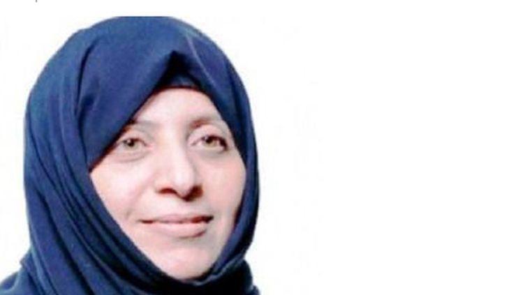 (Samira Saleh al-Naimi, avocate irakienne tuée à Mossoul mardi © capture d'écran/twitter @UJAdeParis)