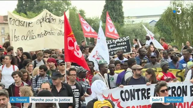 Adama Traoré : une marche pour la justice