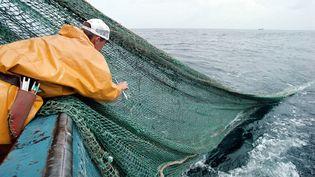 L'interdiction de la pêche à plus de 800 mètres de profondeur dans les eaux de l'Union européenne entre en vigueur le 12 janvier 2017. (MAXPPP)