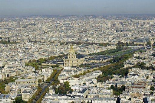 Le 7e arrondissement, autour des Invalides et de l'Assemblée nationale (Yves Talensac / Photononstop)