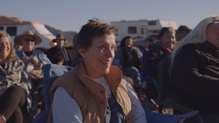 "Frances McDormand dans ""Nomadland"" deChloé Zhao (2020). (THE WALT DISNEY COMPANY)"