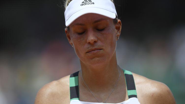 Angelique Kerber (LIONEL BONAVENTURE / AFP)