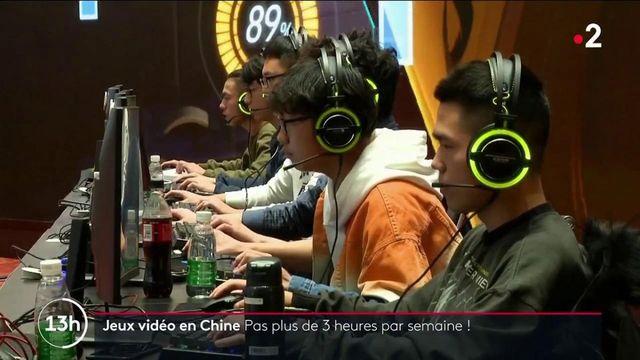 Chine : les jeux vidéo limités à 3 heures par semaines pour les mineurs