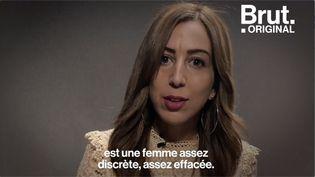 """VIDEO. Dans son roman """"La Discrétion"""", Faïza Guène rend hommage aux mères immigrées (BRUT)"""