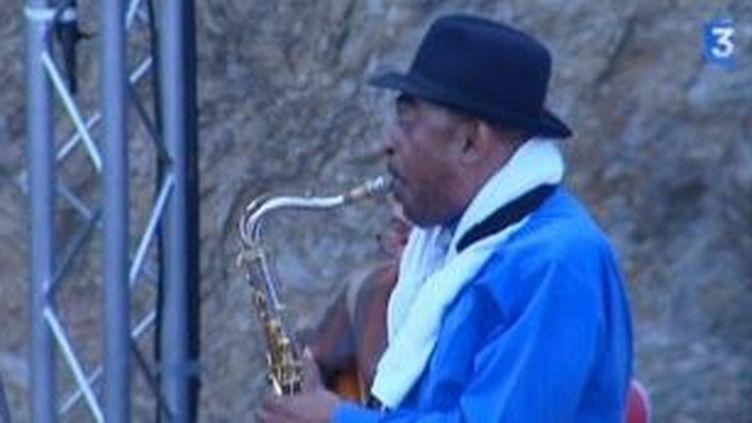 Jazz à Porquerolles, un soir avec Archie Shepp  (Culturebox)