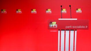 Le siège du Parti socialiste, rue de Solférino, à Paris, le 10 janvier 2018. (MAXPPP)