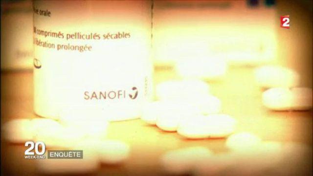 Sanofi : les victimes de la Dépakine se mobilisent