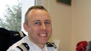 Le lieutenant-colonel Arnaud Beltrame était âgé de 45 ans. (MAXPPP)