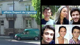 La disparition de la famille Dupont de Ligonnès en 2011 à Nantes. (FRANCEINFO)