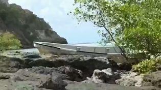 À Mayotte, sur les cotes françaises, le corps sans vie d'un petit garçon a été retrouvé, sans doute après une noyade. (FRANCE 3)