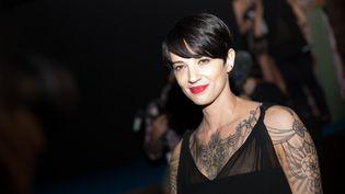 L'actrice italienne Asia Argento lors du 61e festival du film de Taormina (Italie), le 13 juin 2015. (MANUEL ROMANO / NURPHOTO / AFP)