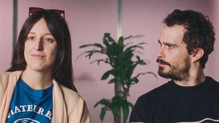 """Anne-Elisabeth Bossé, Patrick Hivon dans """"La femme de mon frère"""". (Memento Films Distribution)"""