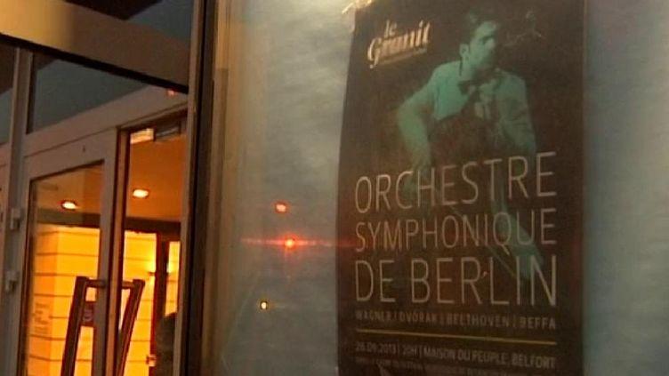 Orchestre Symphonique de Berlin  (France 3 Culturebox)