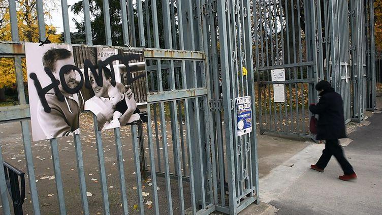 Une exposition d'Olivier Ciappa avait déjà été vandaliséeàToulouse (Haute-Garonne) en 2015. (THIERRY BORDAS / MAXPPP)