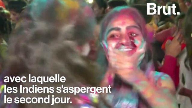 Pendant ce temps-là en Inde, on célèbre Holi, la fête des couleurs. Et chacune a sa signification...