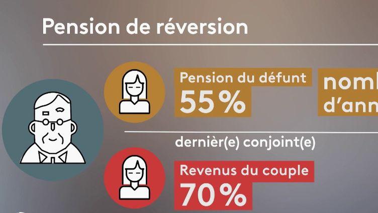 Avant que ne débute l'examen de projet de loi sur les retraites, le gouvernement a fait de nouvelles concessions aux familles. Le sort des divorcés suscitait des inquiétudes. (FRANCE 2)