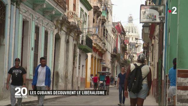 Cuba : l'île découvre le libéralisme