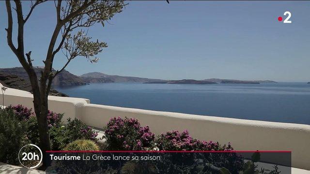 Tourisme : la Grèce lance sa saison d'été