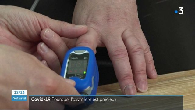 Covid-19 : l'oxymètre, un outil précieux pour le suivi des patients à domicile