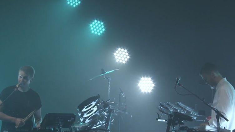 Disclosure le vendredi 1er novembre au Pitchfork Music Festival Paris 2013  (Culturebox)