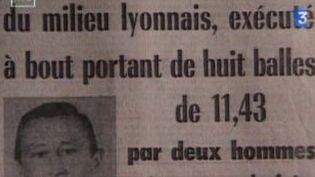 """""""Les Lyonnais"""" d'Olivier Marchal : de la réalité, à la fiction  (Culturebox)"""